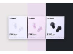 MOMAX PILLS MINI耳机:将好听的糖果戴在耳朵上